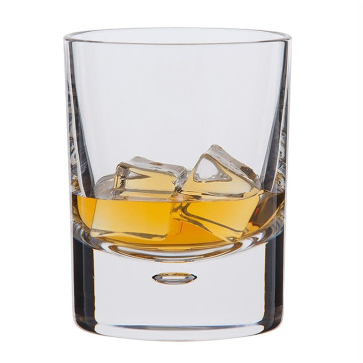 Exmoor Old Fashioned Whisky Glasses Pair