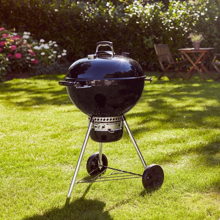 Master-Touch GBS E-5750 Charcoal Barbecue - 57 cm