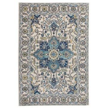 Nova Rug, 1.6 x 2.3m, Persian Blue