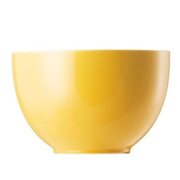 Sunny Day, Cereal Bowl, 45cl, Yellow