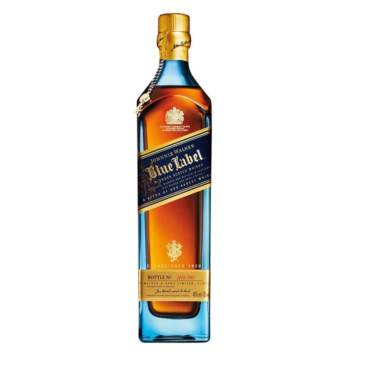 Johnnie Walker Blue Label Whiskey 40%