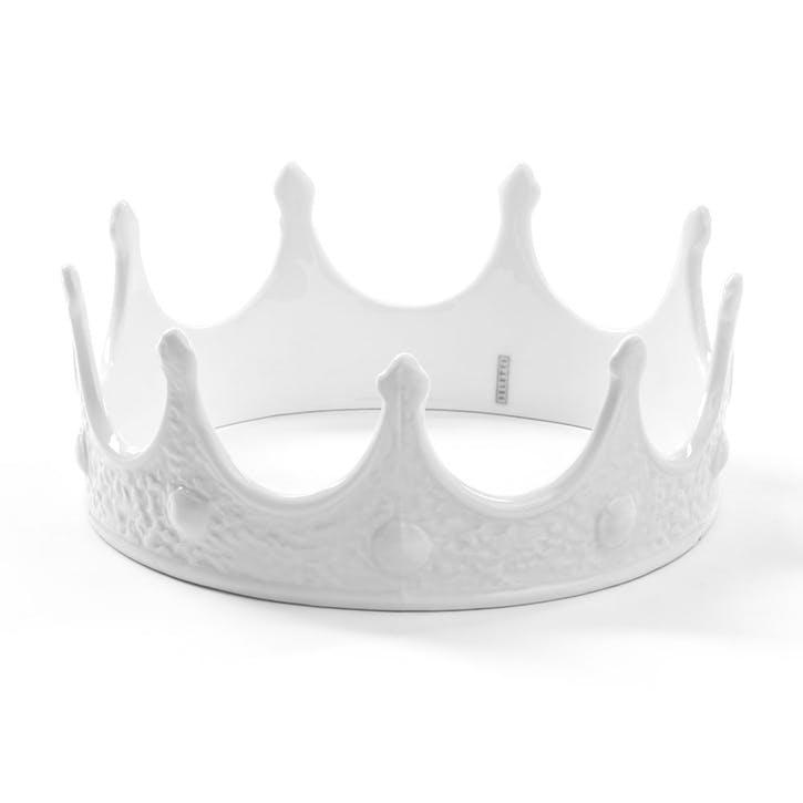 Crown, Memorabilia, White