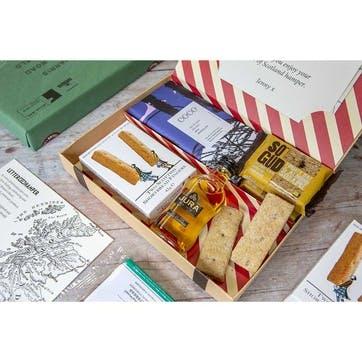 Best of Scotland Letter Box Hamper