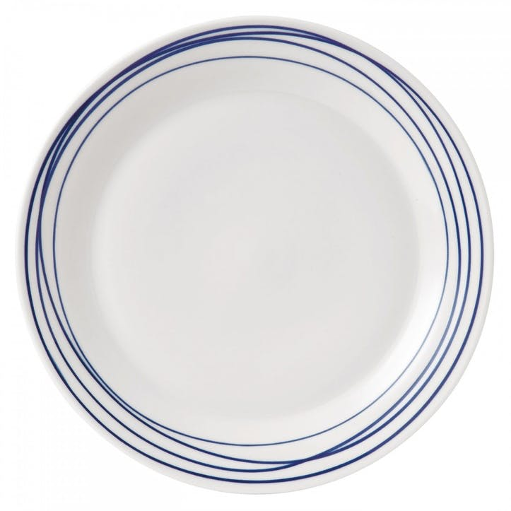 Pacific Lines Dinner Plate