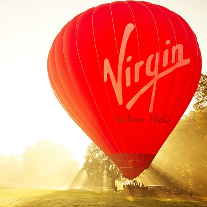 Sunset Gift Package Hot Air Balloon Ride Experience for Two