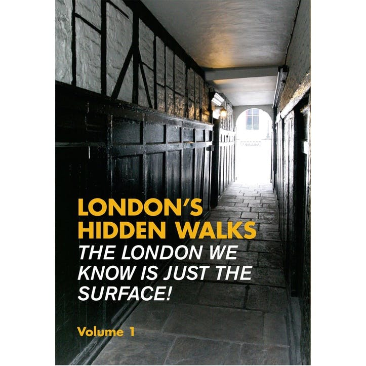 London's Hidden Walks Volumes 1-3