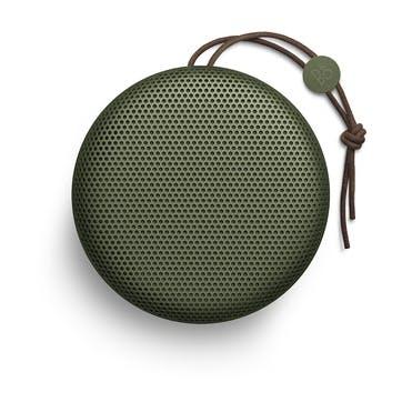 A1 Portable Bluetooth Speaker; Moss Green