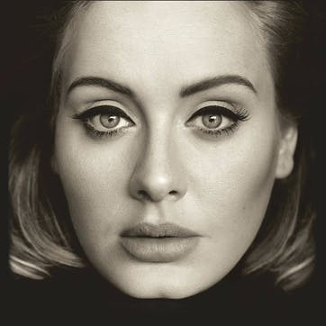 """Adele, 25 12"""" Vinyl"""