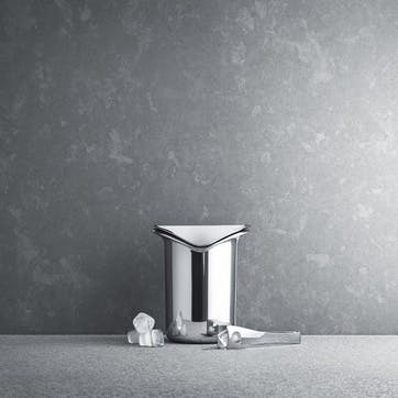 Wine & Bar Ice Bucket with Tongs
