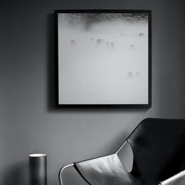 Lagoon Print - 30 x 30cm