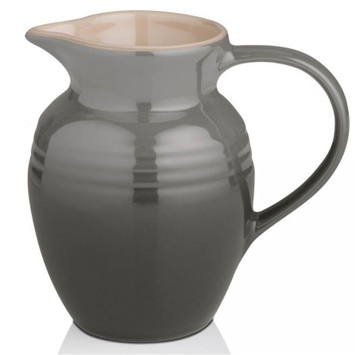 Stoneware Jug - 0.6L; Flint