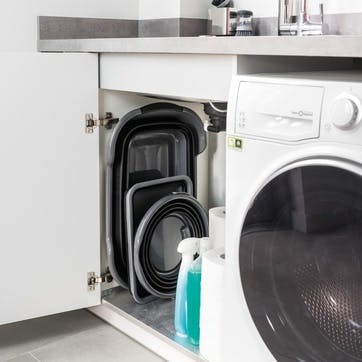 Smart Space Collapsible Laundry Basket