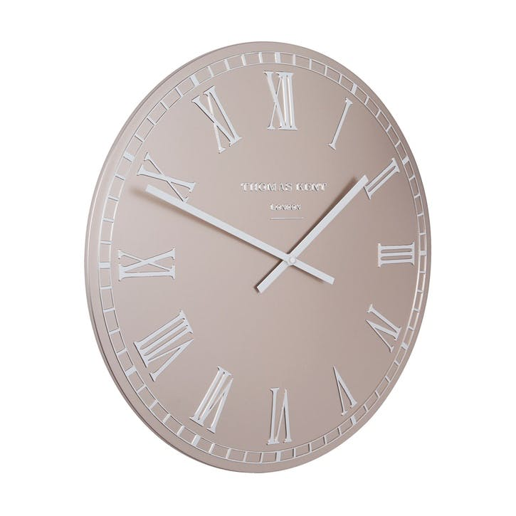 Hampshire Clock, 51cm, Blush