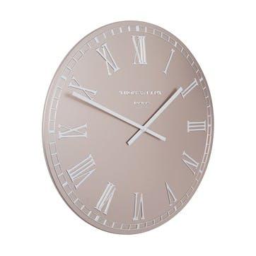 Hampshire Clock, 51cm, Blush