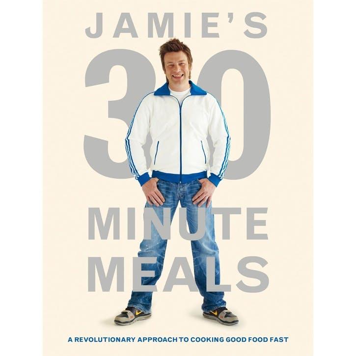 Jamie Oliver's 30-Minute Meals, Hardback