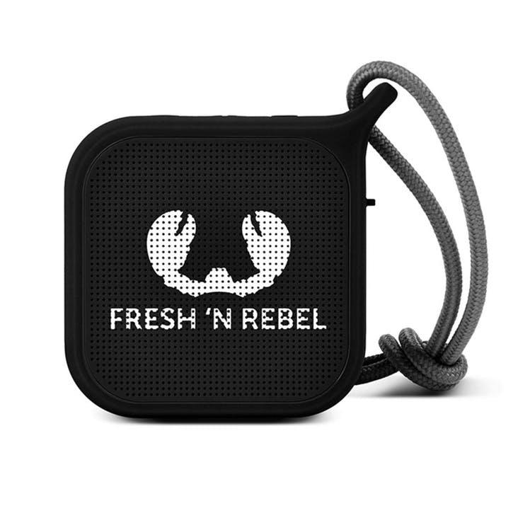 Pebble Bluetooth Speaker; Ink