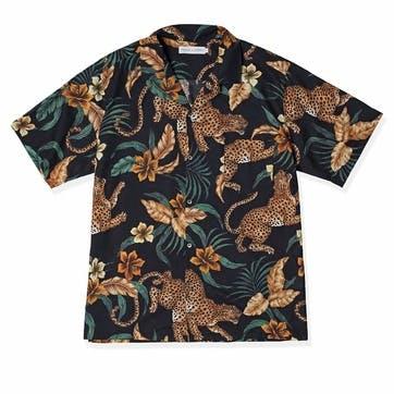 Soleia Cuban Pyjama Shirt, Extra Large