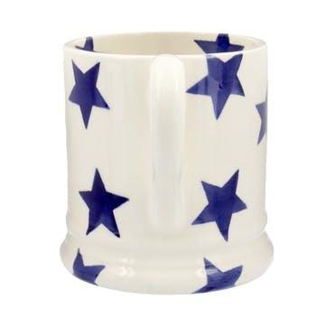 Blue Star Mug