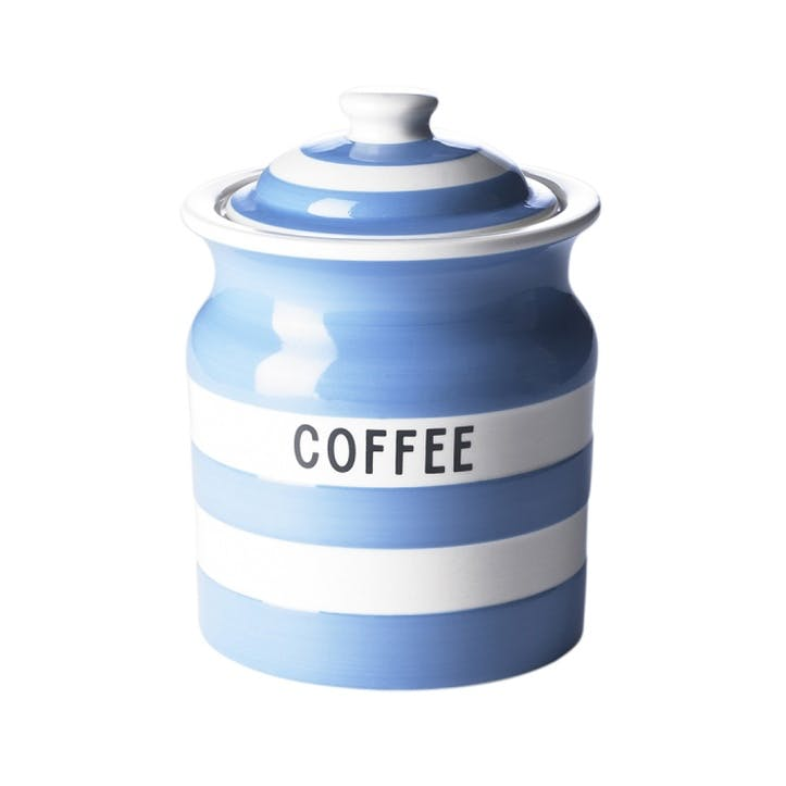 Coffee Storage Jar, 30oz/84cl, Blue