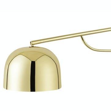 Grant Wall Light D111 x H32cm Brass