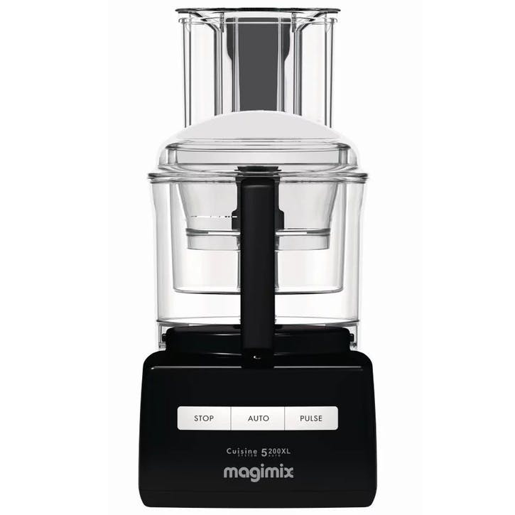 CS 5200XL Premium Food Processor; Black