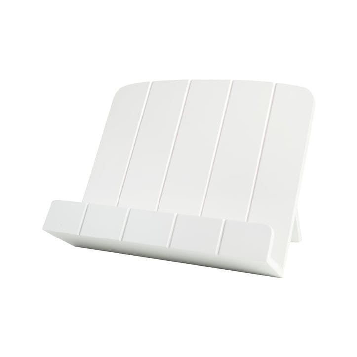 Cook Book Stand, White