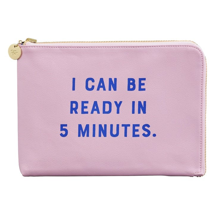 'Ready in 5' Reversible Clutch