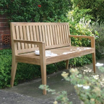 Menton Outdoor Bench