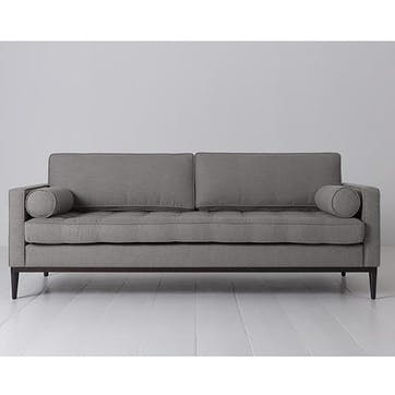 3 Seater Sofa, Model 02, Shadow