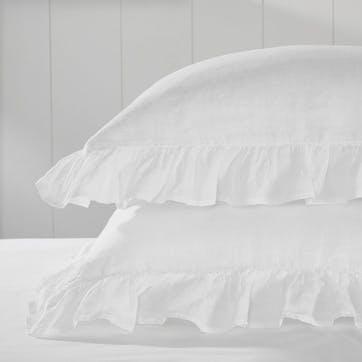 Kara Hemp Linen, Oxford Pillowcase Standard