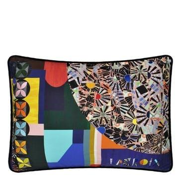 Christian Lacroix, Mosaic Freak Cushion, H45 x W65cm