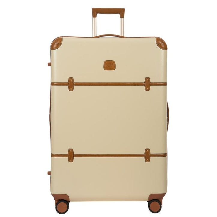 Bellagio 2 Spinner Suitcase, 76cm; Cream