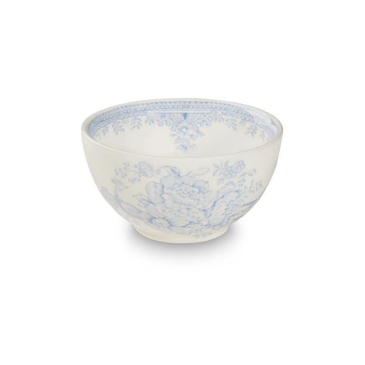 Asiatic Pheasants Sugar Bowl, 9cm, Blue