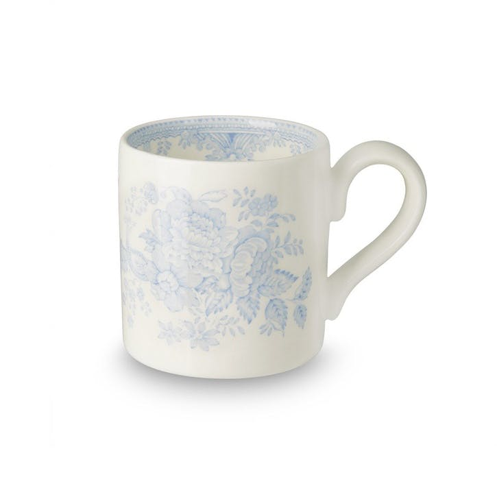 Asiatic Pheasants Mug, 284ml, Blue