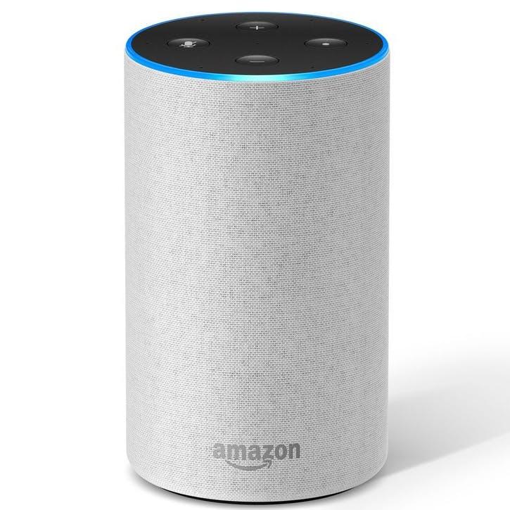 Amazon Echo; Sandstone Fabric