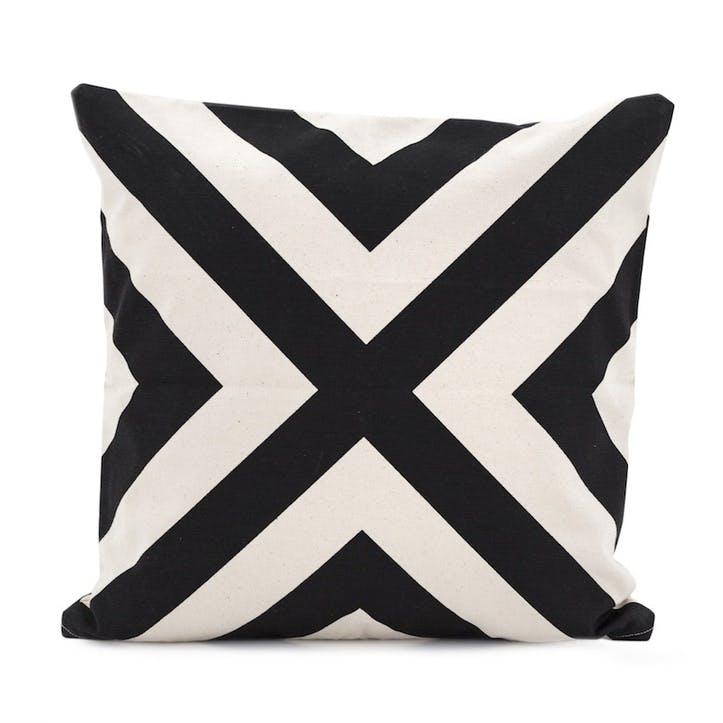 Cross Monochrome Cushion