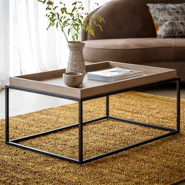 Malvern Coffee Table, Grey