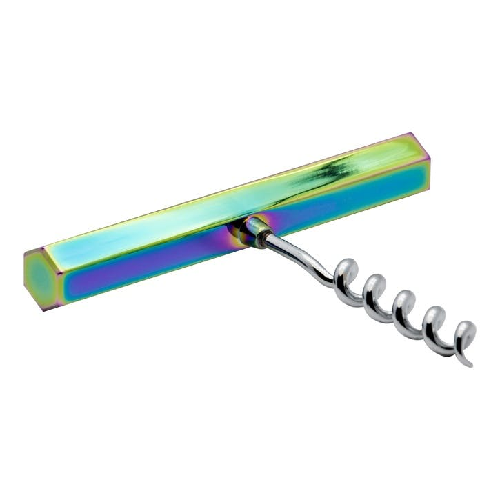 Luxe Cork Screw, Oil Slick
