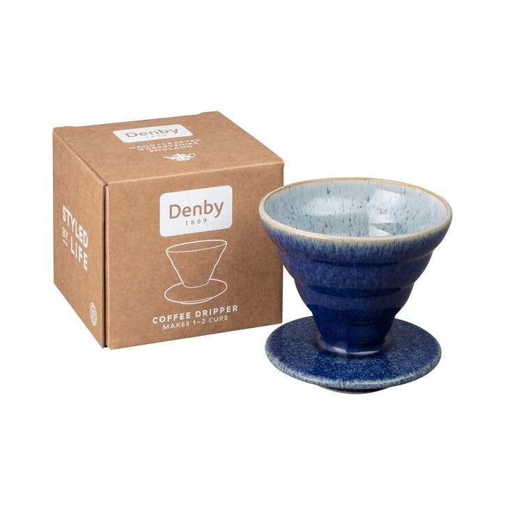 Studio Blue Brew Coffee Dripper