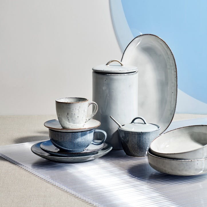 Pebble Oval Serving Platter