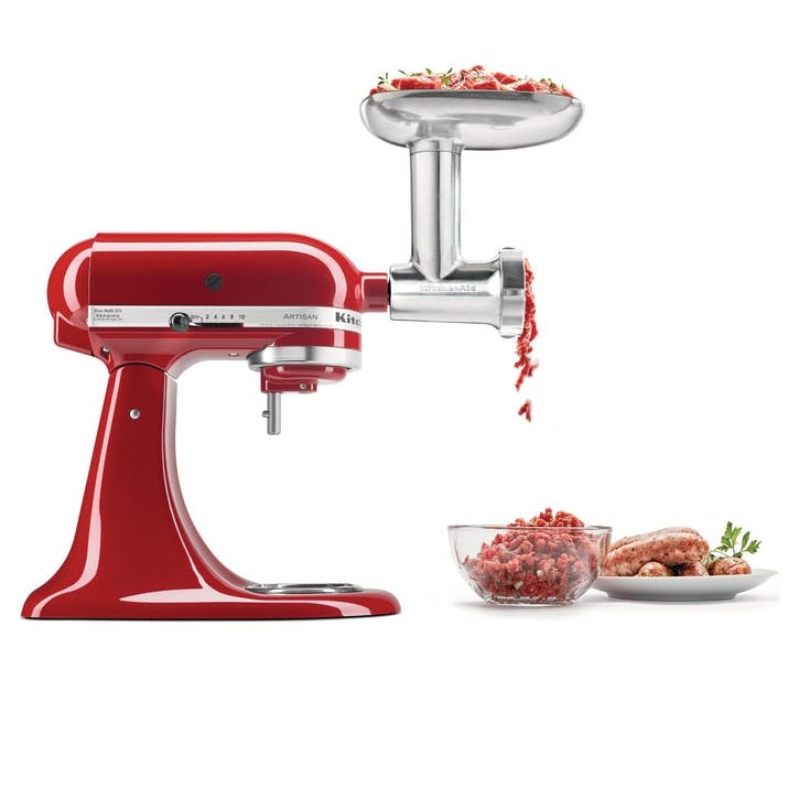 Metal Food Grinder Stand Mixer Attachment