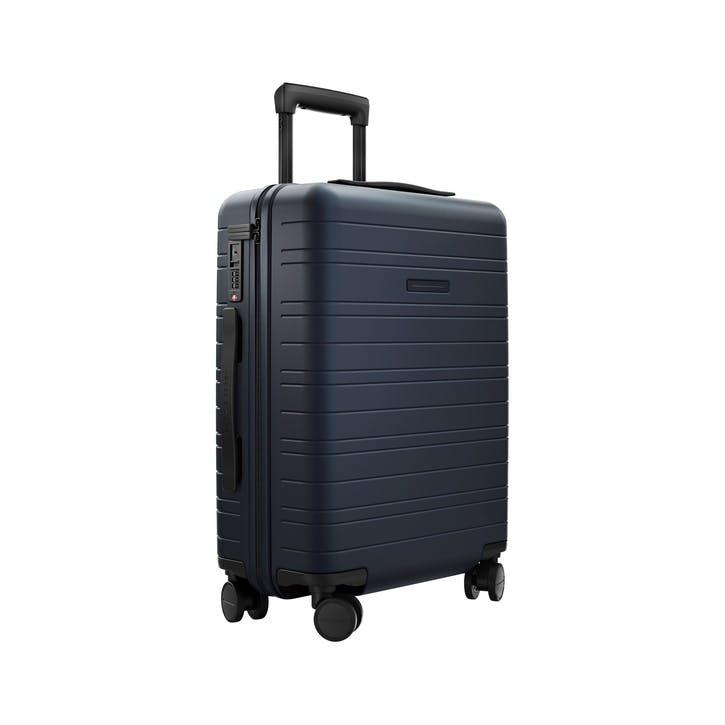 H5, Cabin Trolley Suitcase, W40 X H55 X D20cm, Night Blue