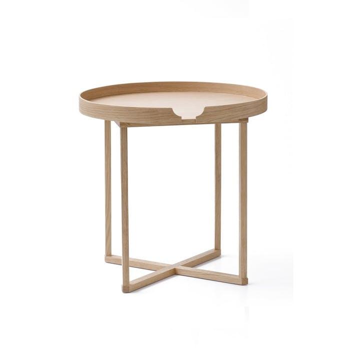 Damien Round Table, Oak