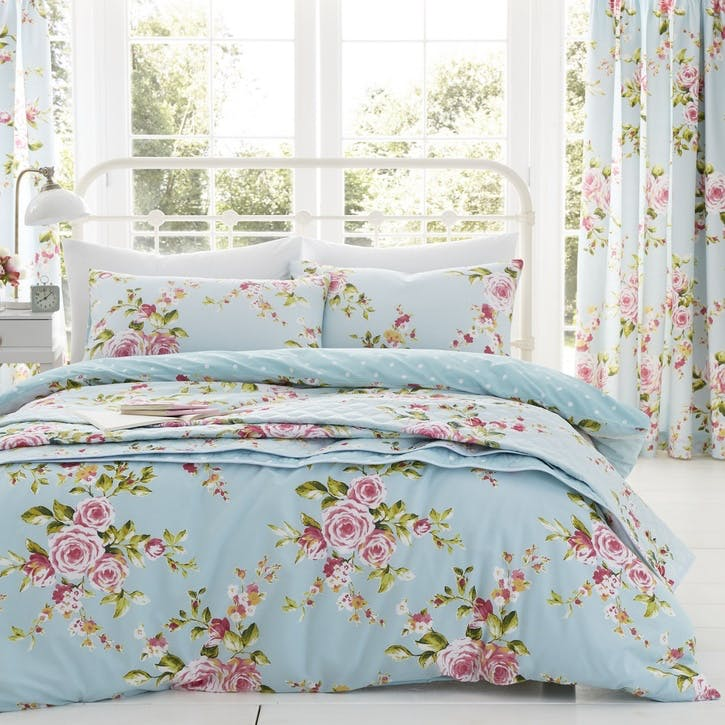 Canterbury King Size Bedding Set, Multi