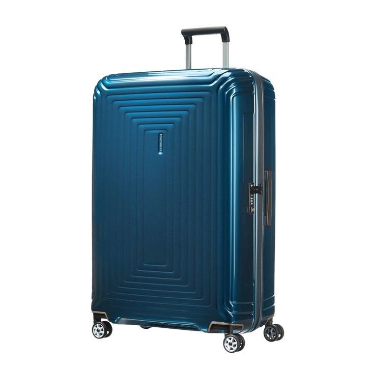 Neopulse Spinner Suitcase, 81cm, Metallic Blue