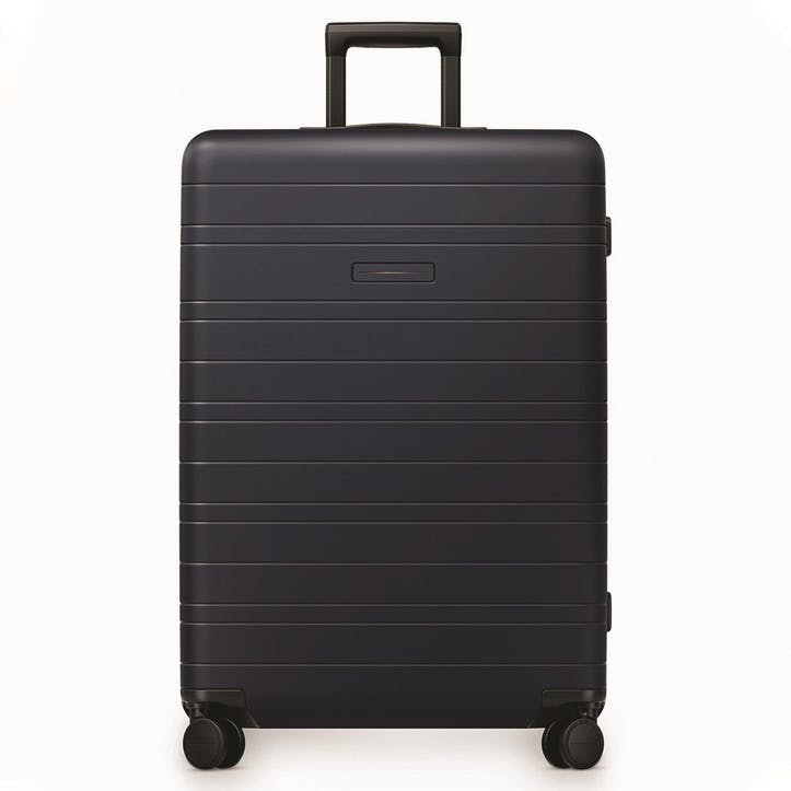 H7 Essential, Large Check-In Trolley, W52 X H77 X D28cm, Night Blue
