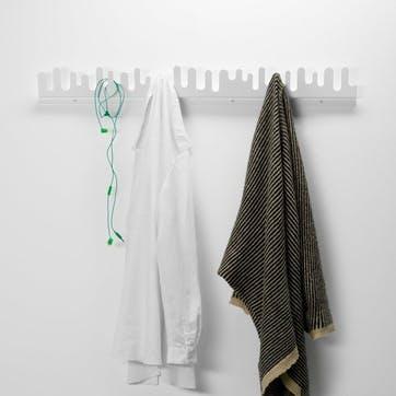 Wave Hanger, White