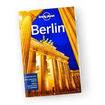 Lonely Planet Berlin, Paperback