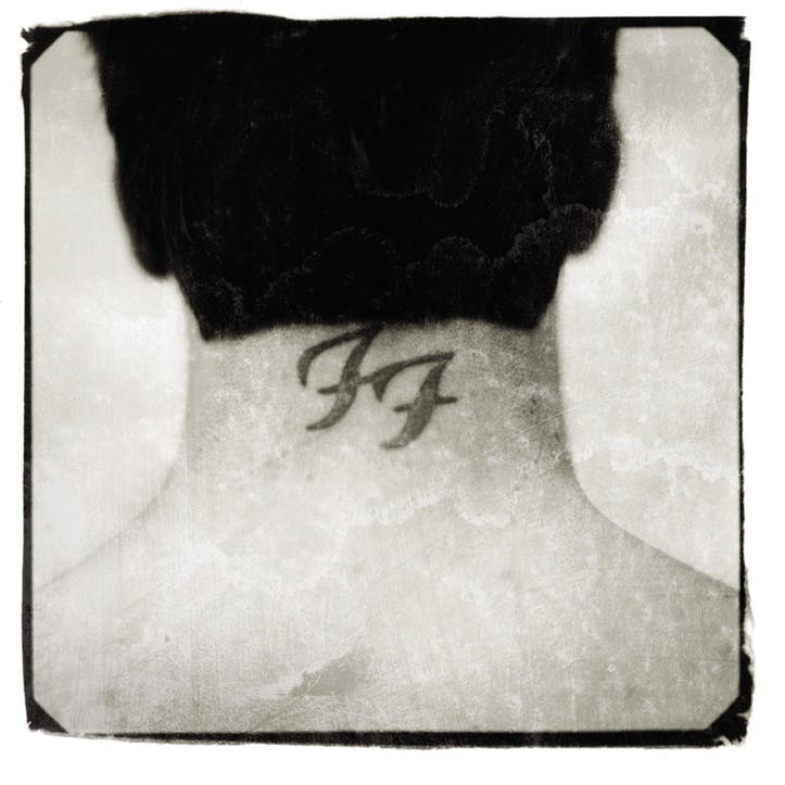 """Foo Fighters, There Is Nothing Left To Lose 12"""" Vinyl"""