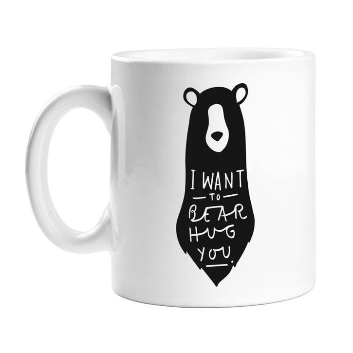 'Bear Hug' Mug